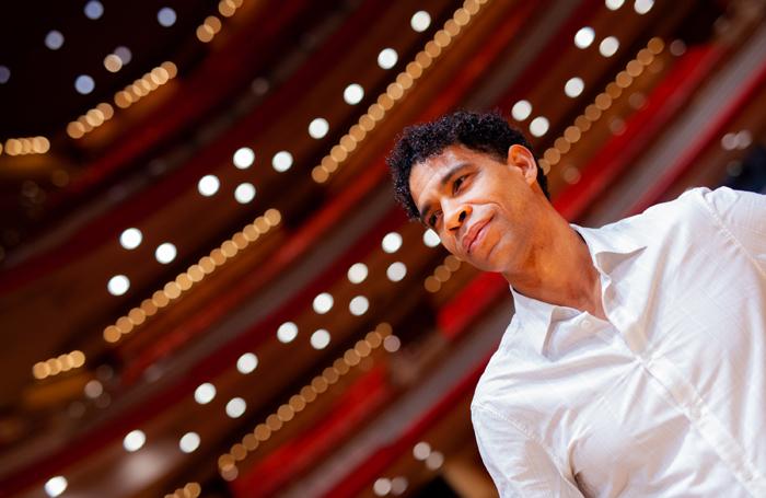 Carlos Acosta at Birmingham Royal Ballet. Photo: Man Yee Lee