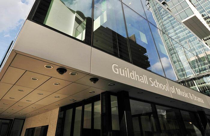 Guildhall School of Music and Drama. Photo: Hugo Glendinning