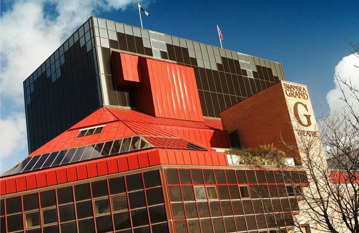 The Swansea Grand Theatre