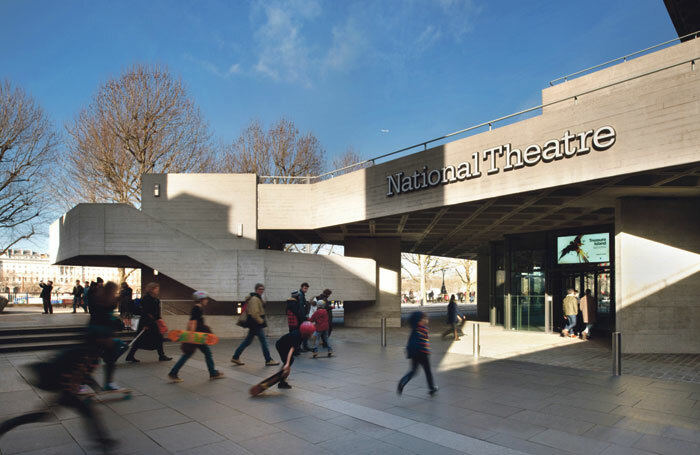 The National Theatre is among arts organisations linking up to create the Manifesto for Inclusion in the Arts. Photo: Philip Vile
