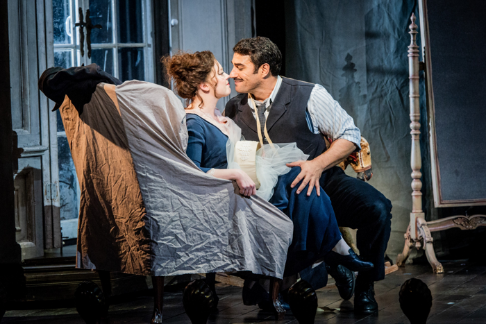 Opera North's The Marriage of Figaro at Leeds Grand Theatre