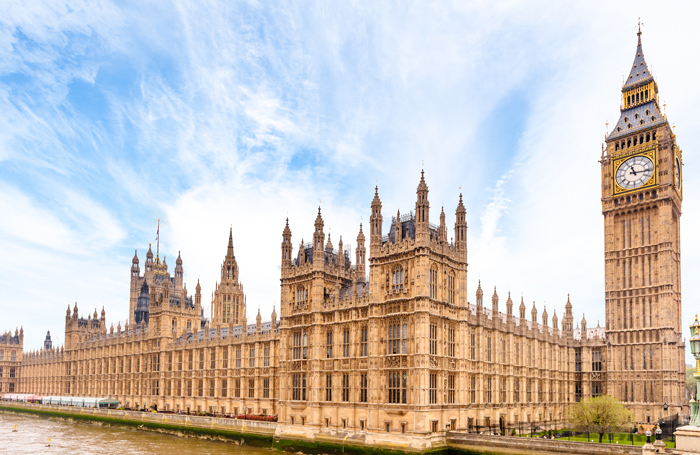 Houses of Parliament. Photo: Shutterstock