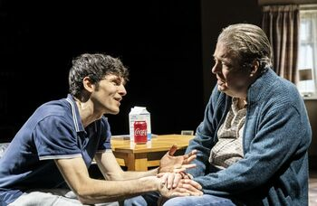 A Number at London's Bridge Theatre starring Roger Allam and Colin Morgan – review round-up