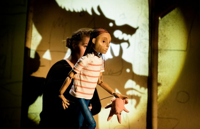 The Wolves in the Walls at Little Angel Theatre, London