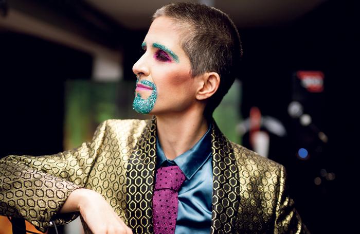 Theatremaker Amelia Cavallo. Photo: Christopher Andreou