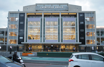 Fairfield Halls boss quits as figures reveal venue achieved 26% occupancy in first three months