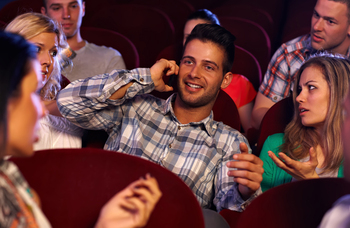 The Green Room: Are more restrictions needed on audience behaviour in theatres?