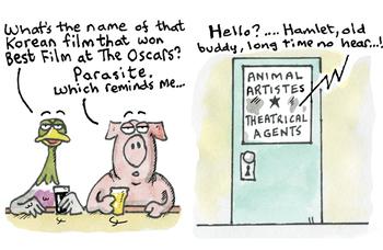 Hamlet: February 20