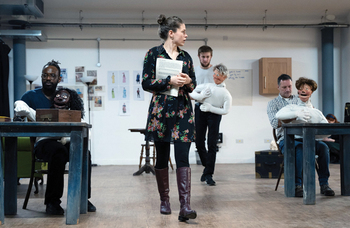 Northern Broadsides' Laurie Sansom: Our new mission is to reflect the multiplicity of local voices