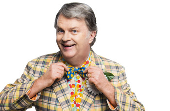 Diary: Has left-footed Paul Merton got pre-show blues for you?