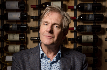 Actor Robert Bathurst: 'Acting is basically colouring in someone else's artwork'