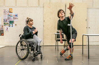 Andrew Miller: Disabled representation in the arts should be a funding priority