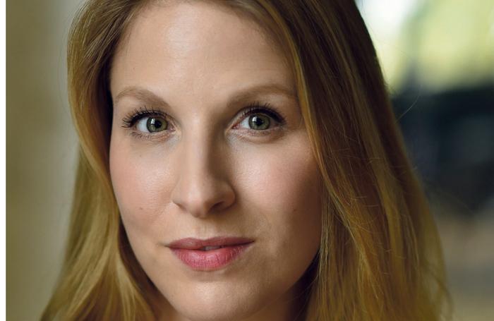 Acting coach Sarah-Jayne Butler. Photo: Robin Savage