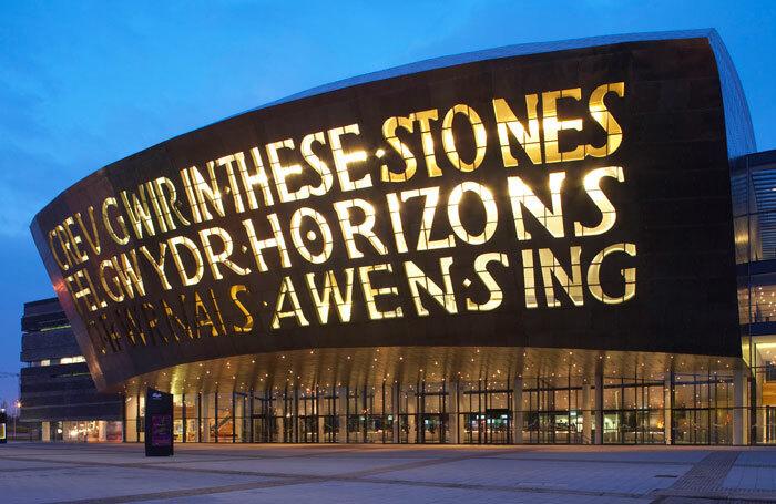 Wales Millennium Centre. Photo: Phil Boorman