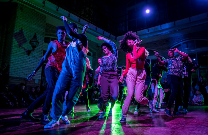 When It Breaks It Burns at Battersea Arts Centre, London. Photo: JMA Photography
