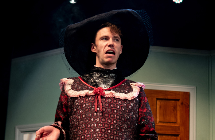 Bryan Hodgson in The Importance of Being Earnest
