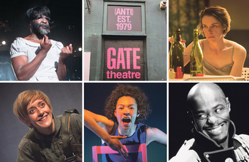 London's Gate Theatre at 40: 'If you're not brave, you're not honouring the Gate's history'