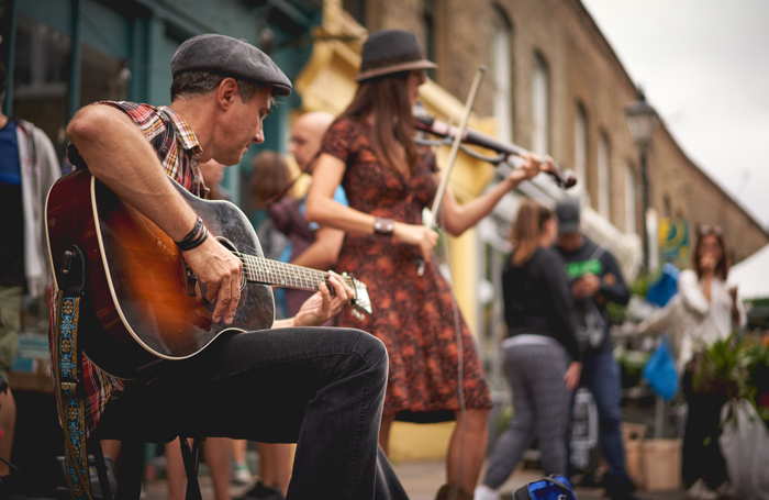"""Westminster City Council is planning to introduce """"area-based approaches"""" to buskers in the borough. Photo: Shutterstock"""