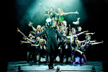 Urdang joins up with University of Birmingham to launch new dance and musical theatre degree