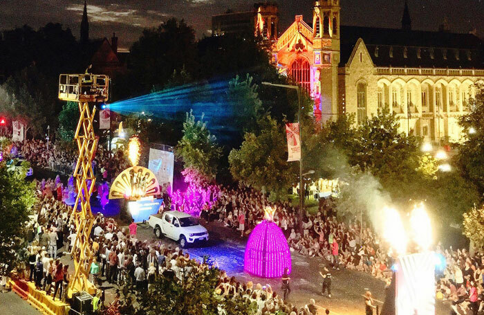 """At the Adelaide Fringe many young artists have said they """"need a producer"""", but perhaps they are really looking for a good administrator. Photo: Krisztian Portscher"""