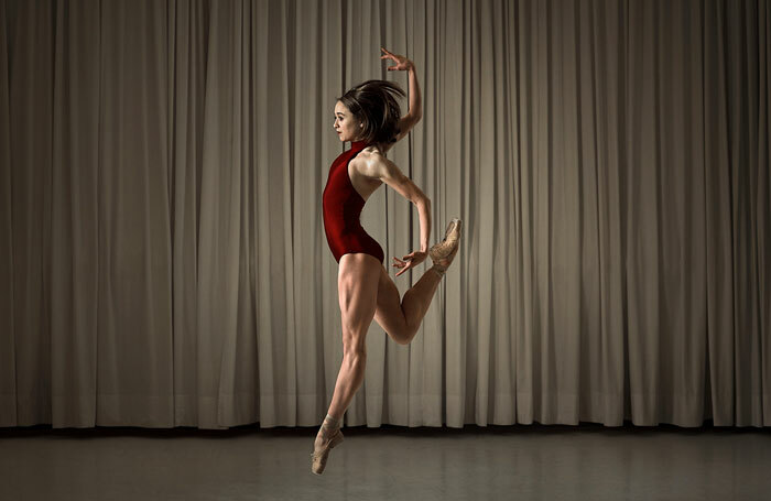 Dancer Nancy Osbaldeston, one of the members of the new McNicol Ballet Collective. Photo: Shed Mojahid