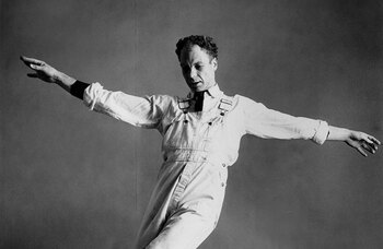 Merce Cunningham: Bringing a 20th-century dance master's work to life on film