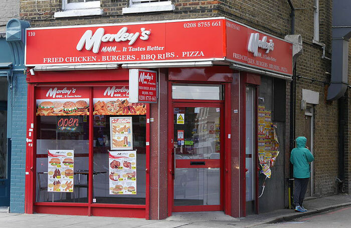 Morley's Chicken on Wandsworth High Street