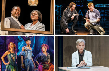 Olivier Awards 2020: nominations in numbers