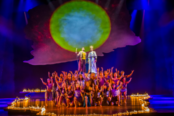 The Prince of Egypt at the Dominion Theatre, London – review round-up
