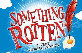 UK premiere of Something Rotten! forms part of Sean Foley's first season at Birmingham Rep