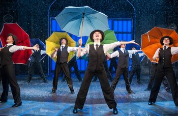 Singin' in the Rain musical to tour the UK