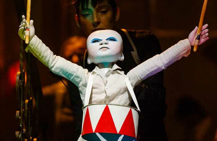 Puppets from The Tin Drum were among the items returned. Photo: Steve Tanner