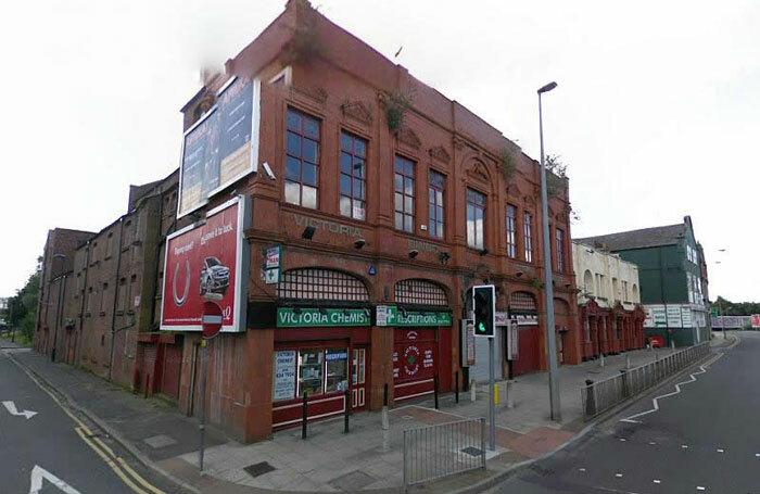 The Victoria Theatre in Salford