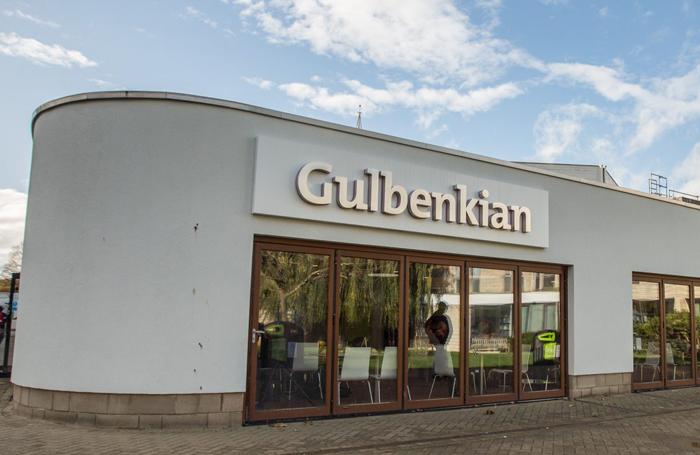 Gulbenkian Theatre at the University of Kent