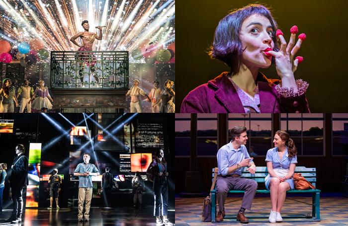 & Juliet, Amélie, Dear Evan Hansen and Waitress are all in the running for best new musical