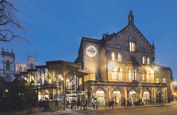 York Theatre Royal to receive £500,000 from council for upgrade work