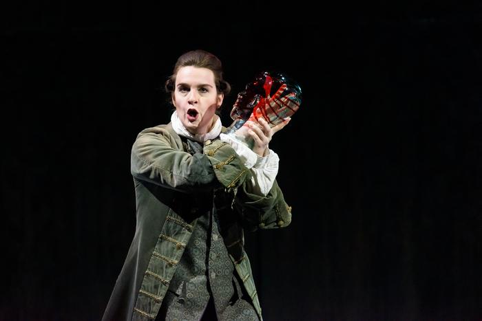 English Touring Opera's Giulio Cesare Photo: Jane Hobson