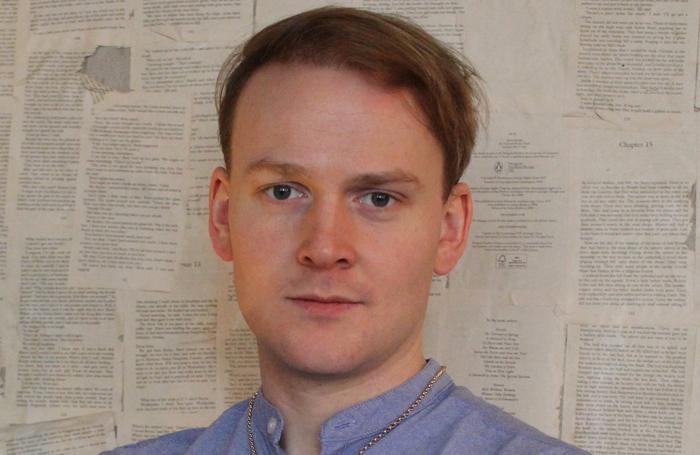 Colab Theatre's artistic director Bertie Watkins