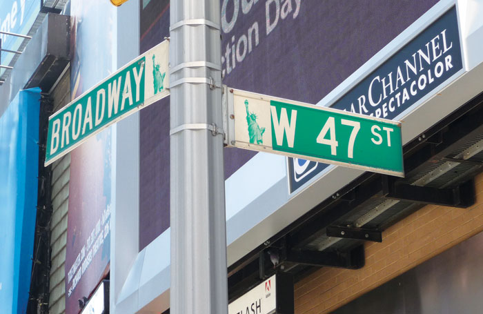 Broadway theatres will remain closed for the rest of 2020