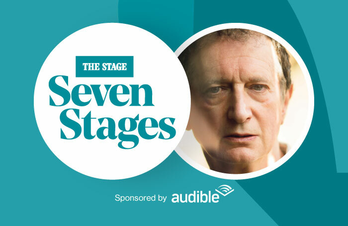 Seven Stages Podcast: Episode 3, David Lan
