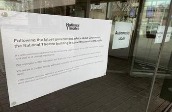 Coronavirus: Income at arts venues UK-wide falls by 92% following closures
