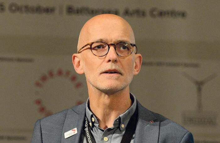 Jon Morgan, director of the Theatres Trust