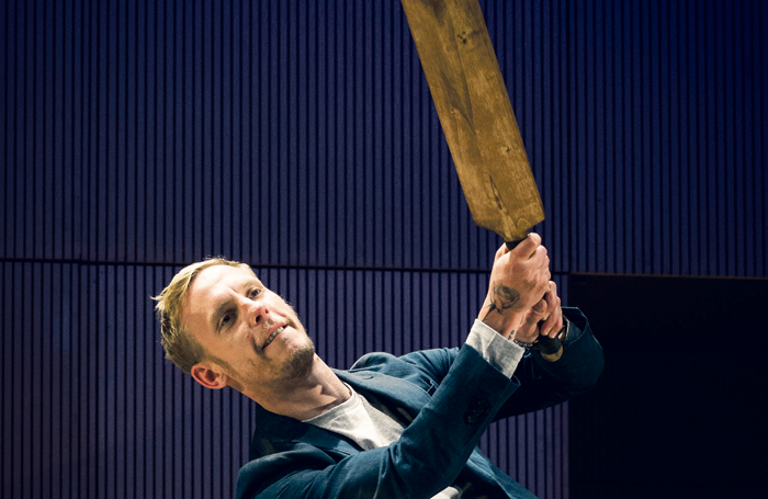 Laurence Fox in The Real Thing: could cricket have more to offer theatre than plot devices? Photo: Edmond Terakopian