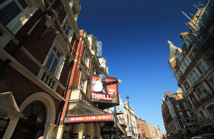 London's West End. Photo: Shutterstock