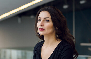 Playwright Martyna Majok: 'I want fluid to leak from your face. That's what I want theatre to do'
