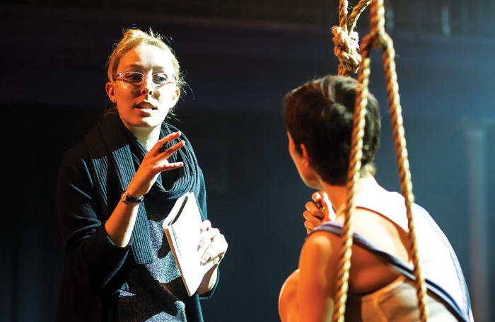 Mountview directing teacher Brooke Debettignies. Photo: Robin Savage