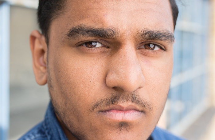 Actor Nadeem Islam