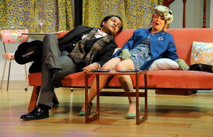 Barefoot in the Park at Pitlochry Festival Theatre