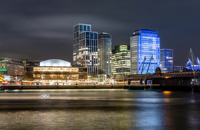 The Southbank Centre. Photo: Shutterstock