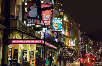 Theatre may be an old trouper, but the coronavirus threat means we mustn't put audiences at risk